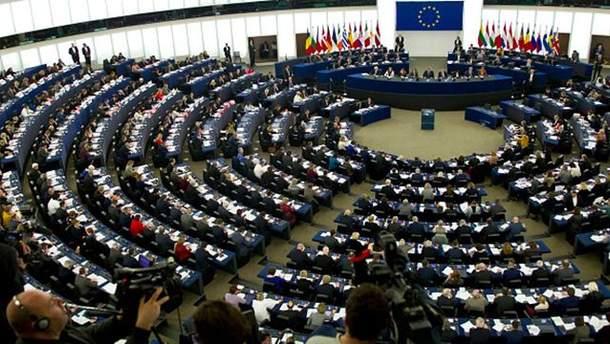 Европарламент поддержал предоставление безвизового режима Украине