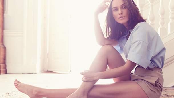 Кира Найтли снялась для Vogue