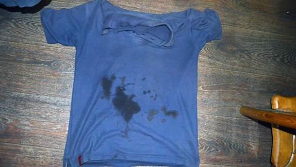Подозреваемый, отстаивая свою правоту, выстрелил обидчику в живот