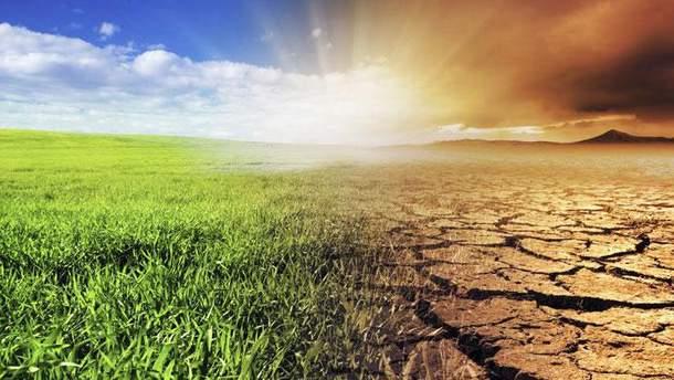 Наслідки глобального потепління