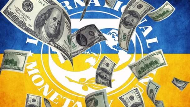 Транш від МВФ