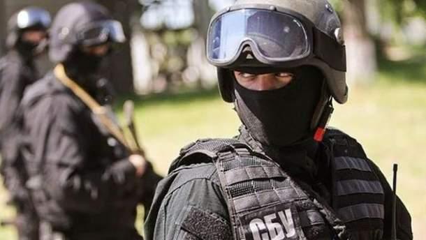 Сотрудники СБУ не проводили никаких следственных действий в помещении ДМС