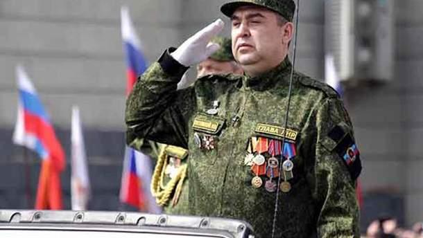 """Игорь Плотницкий считает блокаду признанием """"независимости"""" псевдореспублик"""