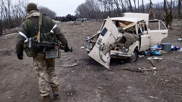 Из-за пьяной выходки боевиков на Донбассе гибнут мирные люди