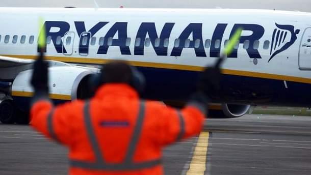 Ryanair будет летать из Украины уже с сентября