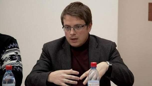 Из фракции БПП вышел Владислав Голуб