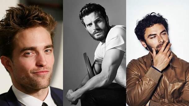 Трійка найсексуальніших чоловіків за версією Glamour