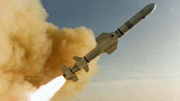 Ракетний удар США по Сирії