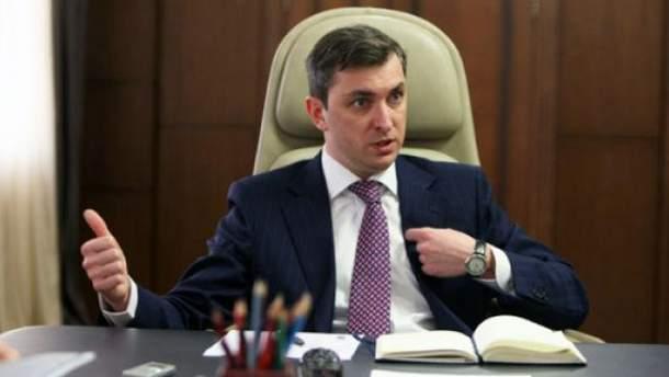 Глава Фонду держмайна  Ігор Білоус йде у відставку