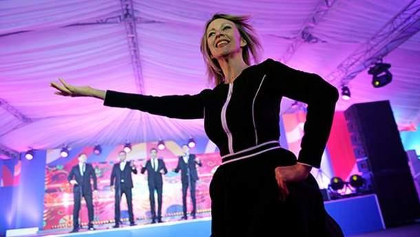 Офіційний представник МЗС Росії Марія Захарова