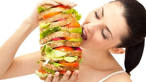 Коли можна їсти калорійну їжу