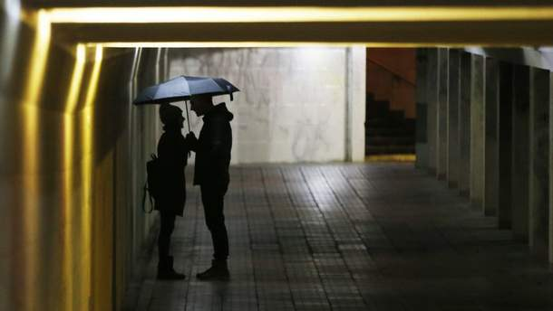 Погода будет такой, что люди будут прятаться