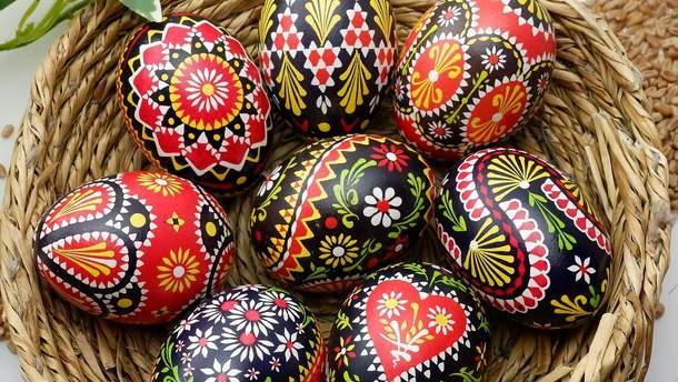Чому фарбують яйця на Великдень