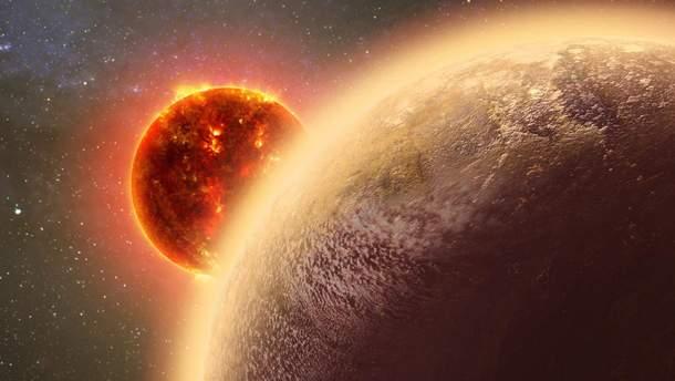 Планета GJ 1132b