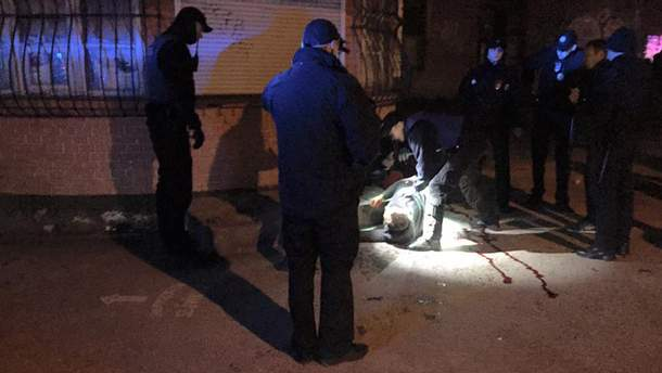 Турист з Чернігівської області зазнав ножових поранень у Львові