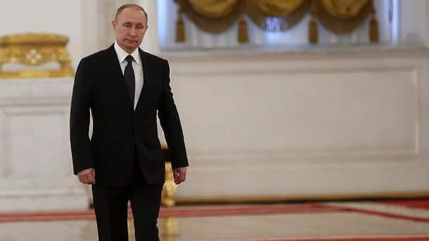 Володимир Путін втомився