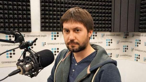 Журналіст Антон Наумлюк