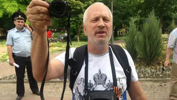 Одіозний пропагандист Сергій Рульов