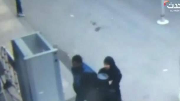Момент теракту в Єгипті потрапив на камери