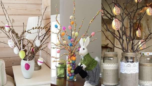 Як прикрасити будинок на Великдень 2019 - ідеї з фото, як прикрасити своїми руками