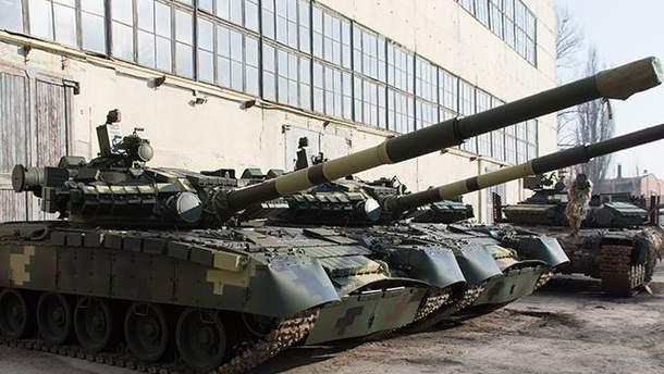 """Укроборонпром"" восстановил и проверил танки Т-64"