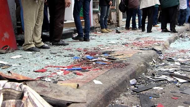 Наслідки теракту у Єгипті