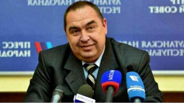 Главарь террористов Игорь Плотницкий