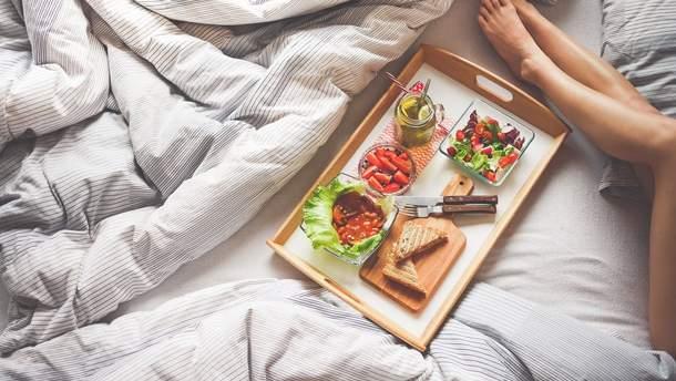 Що не можна робити в ліжку