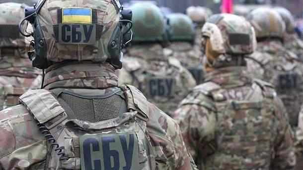 СБУ затримала на Луганщині учасника газових оборудок
