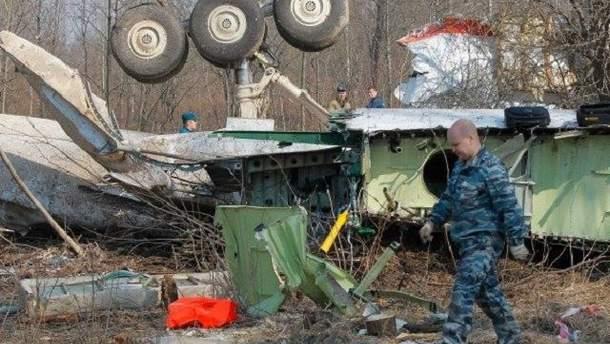 Смоленская авиакатастрофа: кто виноват?
