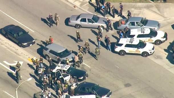Стрілянина сталась у школі в Сан-Бернардіно