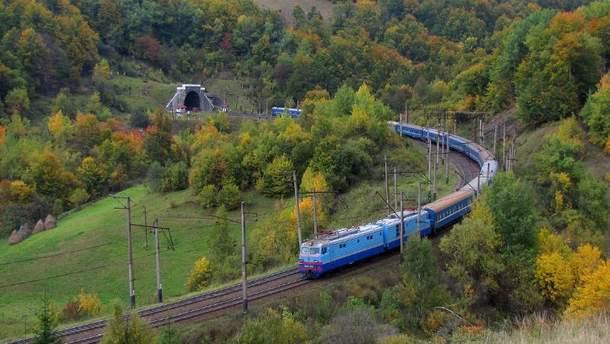 Додаткові потяги на Великдень
