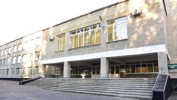 Школа №2 в Марьинке