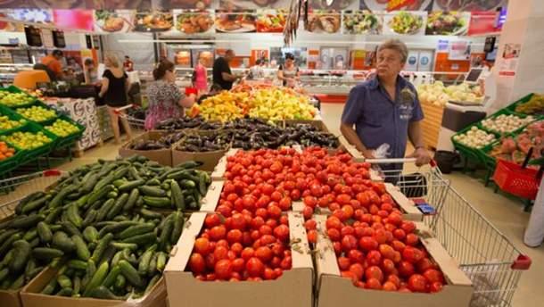 Овочі та фрукти можуть здешевіти в Україні