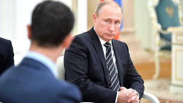 "Башар Асад слишком важная ""пешка"" для Путина"