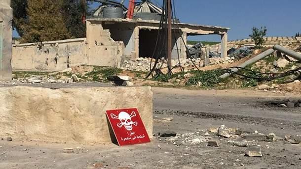 В Сирии могут снова применить химическое оружие