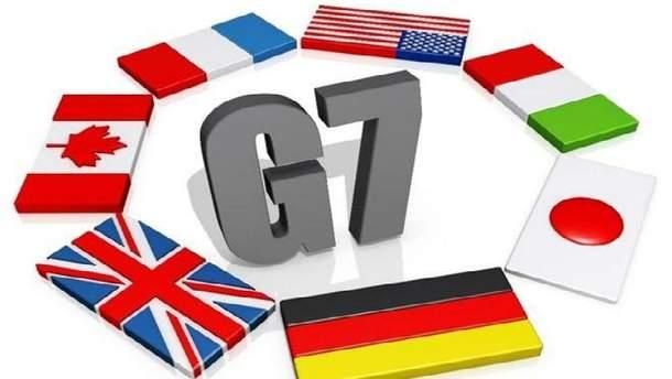 G7 вимагають від Росію допустити правозахисні місії в окупований Крим