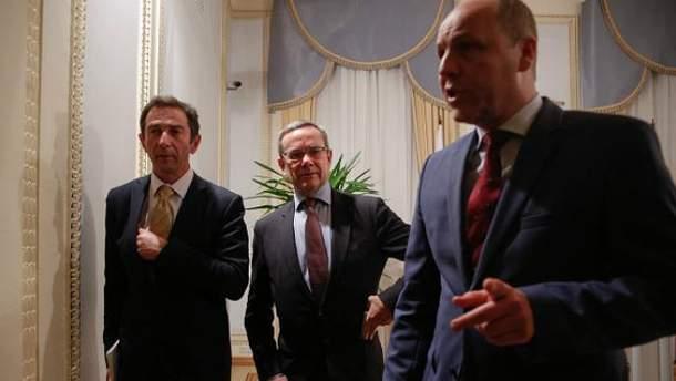 Парубий созывает коллег-спикеров на июнь в Трускавец