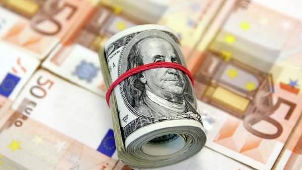 Курс валют на 12 квітня