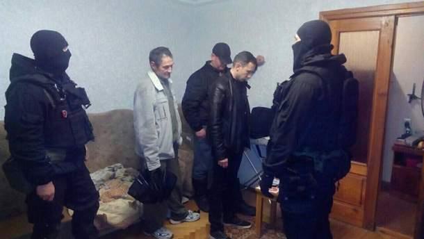 Затримання підозрюваного у вбивстві журналіста