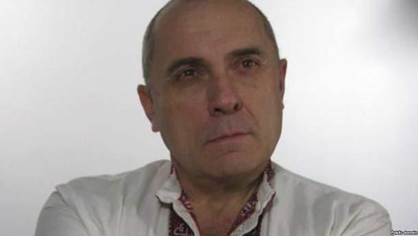 Журналіст Василь Сергієнко