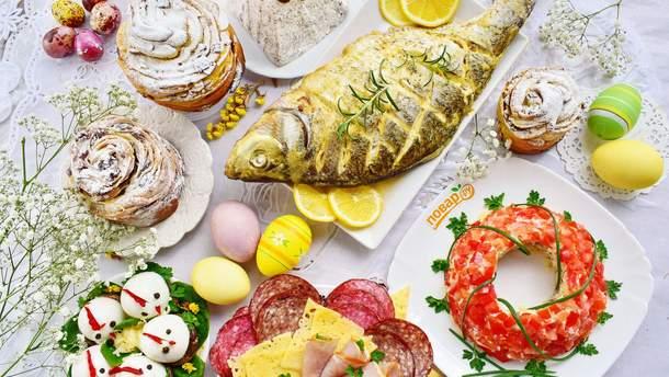 Великодні страви: що приготувати на Великдень 2018