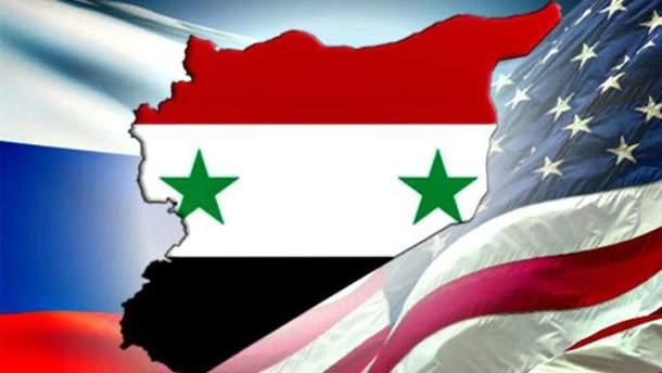 Росія своїми діями в Сирії хоче домогтися від світу послаблення в Україні