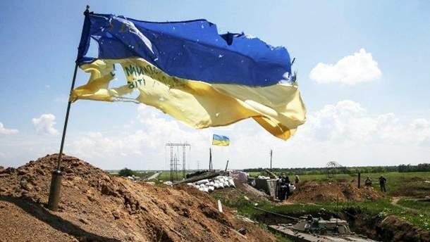 Война на Донбассе продолжается