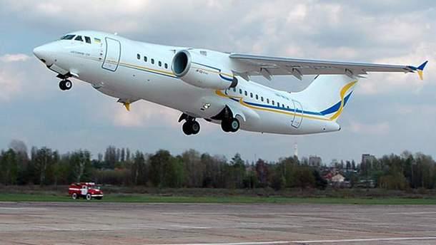 """Літак """"Антонов"""" для президента"""