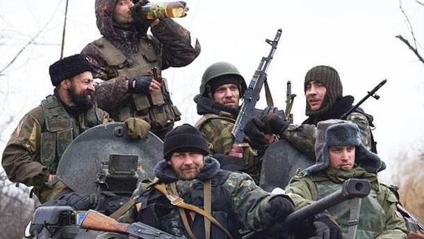 Боевики в Донбассе массово употребляют алкоголь и наркотики