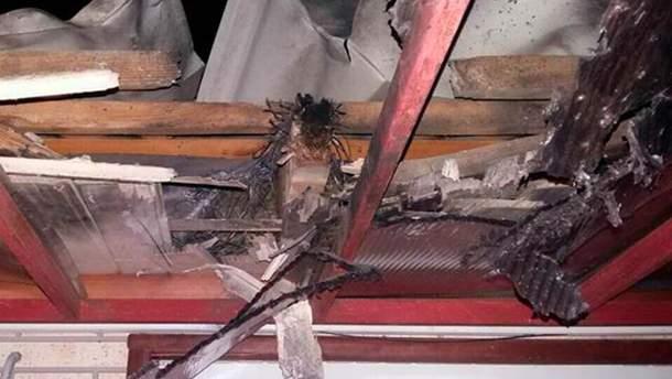 Неизвестные бросили гранату в дом в Ровно