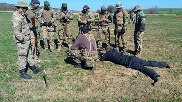 Прикордонники та поліцейські опановують снайперську справу