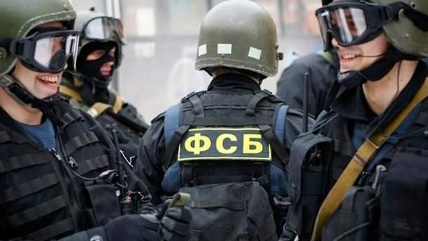 Российские спецслужбы на границах осуществляют провокации против украинцев