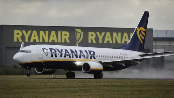Ryanair з України до Лондона полетить раніше